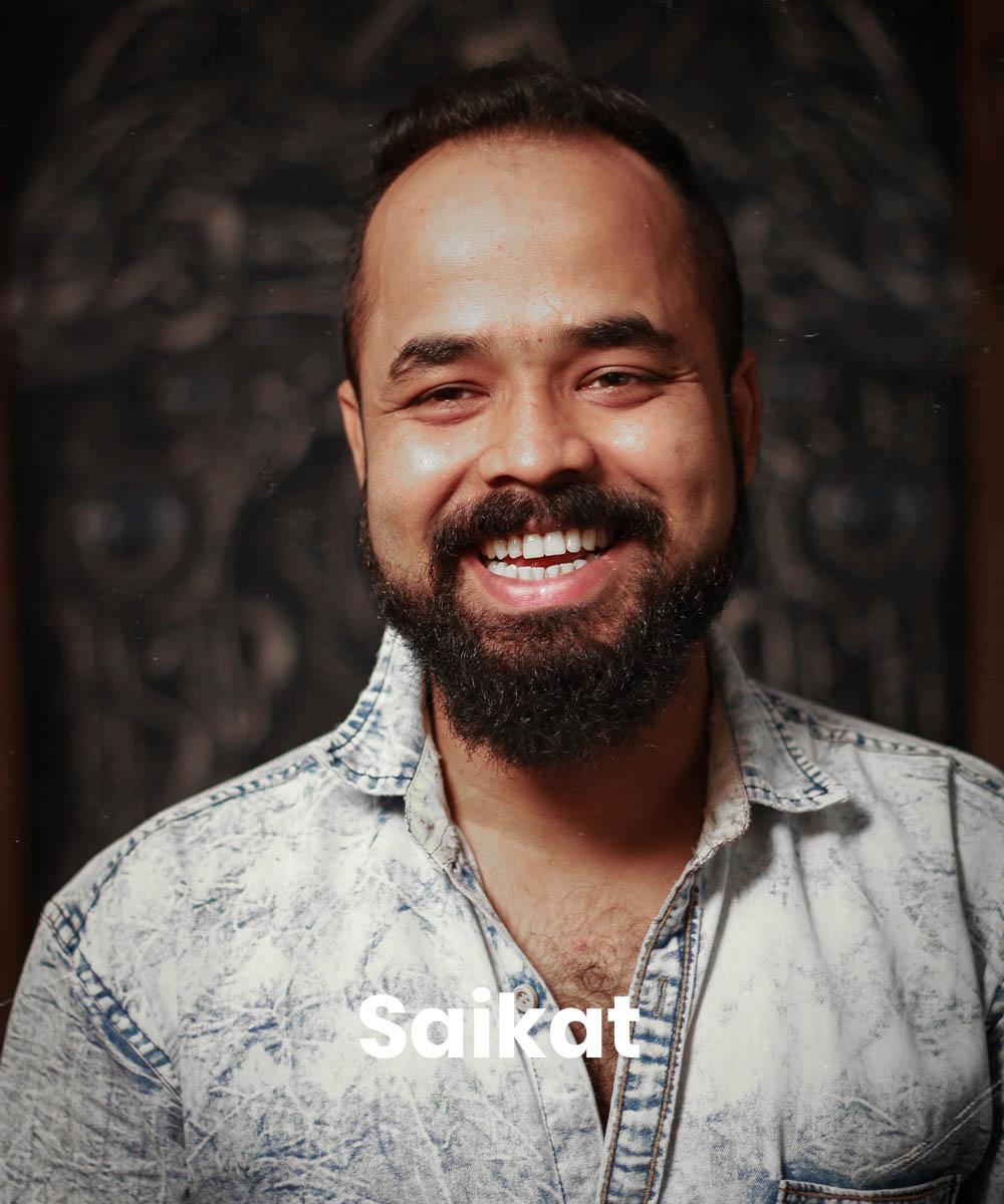 Saikat
